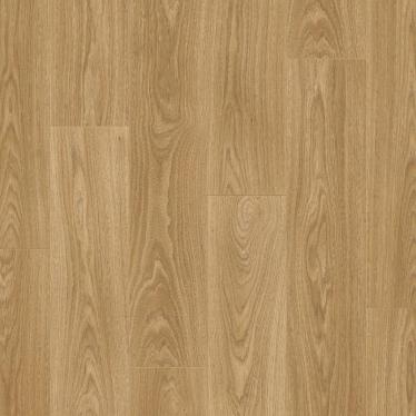 Ламинат Quick-Step Дуб Теплый натуральный Премиум CLV4095 - купить в «Начни Ремонт» интернет-магазин — продажа напольных покрытий.