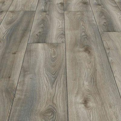 Ламинат My Floor Дуб Макро Серый ML1011