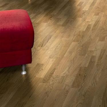 Паркетная доска Focus Floor Дуб Хамсин - купить в «Начни Ремонт» интернет-магазин — продажа напольных покрытий. - 2