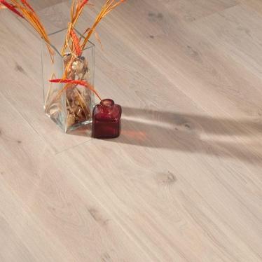 Инженерная доска Coswick Дуб Батист - купить в «Начни Ремонт» интернет-магазин — продажа напольных покрытий. - 1