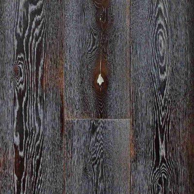 Инженерная доска Siberian Floors Дуб Тюдор Неосветленный Масло OSMO Сизо-голубое