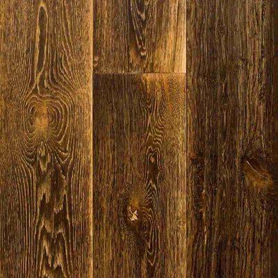 Siberian Floors Дуб Тюдор Осветленный Масло Натуральное УФ