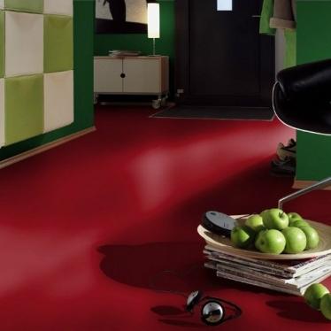 Ламинат Wineo Рубиново-Красный Глянцевый - купить в «Начни Ремонт» интернет-магазин — продажа напольных покрытий. - 18