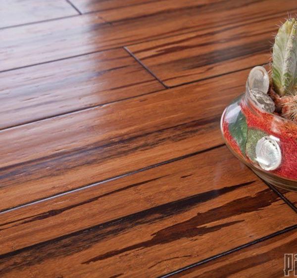 Массивная доска Parketoff Бамбук Прессованный Джангл - купить в «Начни Ремонт» интернет-магазин — продажа напольных покрытий.