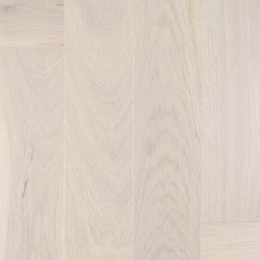 Паркет Ёлка Barlinek Дуб Cappuccino - купить в «Начни Ремонт» интернет-магазин — продажа напольных покрытий.