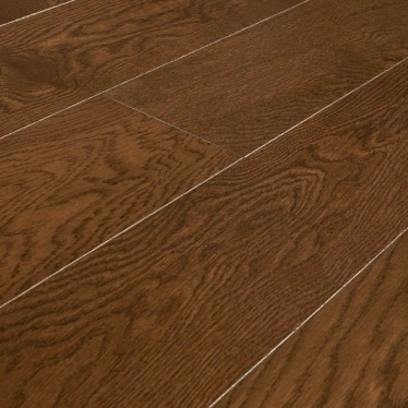Паркетная доска Amber Wood Дуб Миндаль - купить в «Начни Ремонт» интернет-магазин — продажа напольных покрытий.