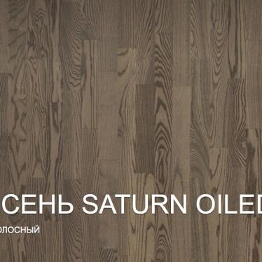 Паркетная доска Polarwood Ash Saturn - купить в «Начни Ремонт» интернет-магазин — продажа напольных покрытий. - 2