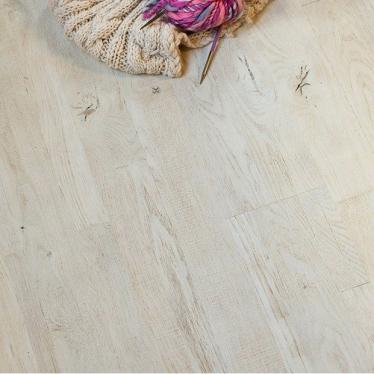 Паркетная доска Quick-Step Дуб Белый Промасленный 1629 - купить в «Начни Ремонт» интернет-магазин — продажа напольных покрытий. - 2