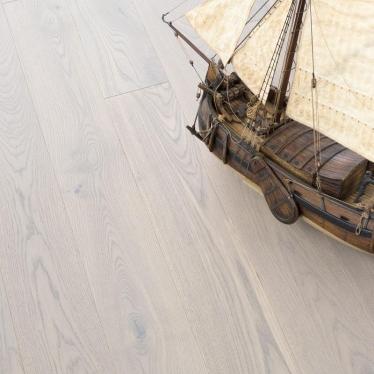 Инженерная доска Coswick Ясень Атлантик - купить в «Начни Ремонт» интернет-магазин — продажа напольных покрытий.