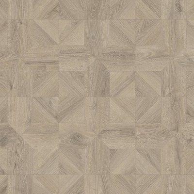Ламинат Quick-Step Дуб серый теплый брашированный IPA4141
