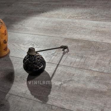 Виниловый ламинат Vinilam Дуб Толедо 5420V-EIR - купить в «Начни Ремонт» интернет-магазин — продажа напольных покрытий. - 2