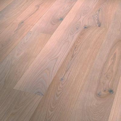 Инженерная доска Hain Oak perfect brushed and extra white oiled