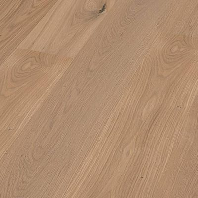 Инженерная доска Hain Oak perfect brushed and pearlgrey oiled