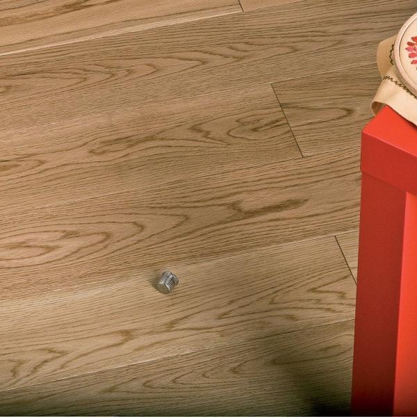 Массивная доска Parketoff Дуб Натуральный - купить в «Начни Ремонт» интернет-магазин — продажа напольных покрытий.