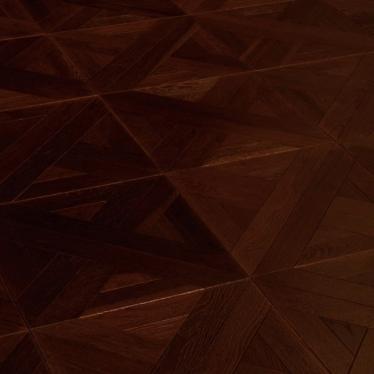 Модульный паркет Marco Ferutti Linea Дуб Термо - купить в «Начни Ремонт» интернет-магазин — продажа напольных покрытий. - 9
