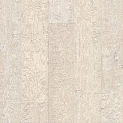 Паркетная доска Quick-Step Дуб Пилёный Белый Промасленный 1627