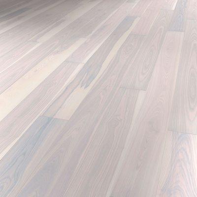 Паркетная доска TerHurne Ясень лазурно-белый