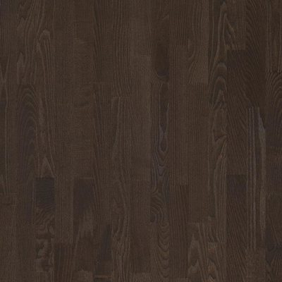Паркетная доска Floorwood ASH Madison dark brown