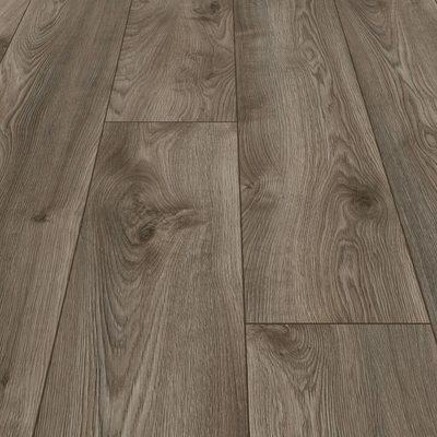 My Floor Дуб Макро Коричневый ML1010