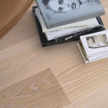 Паркетная доска Boen Дуб White nights - купить в «Начни Ремонт» интернет-магазин — продажа напольных покрытий. - 8