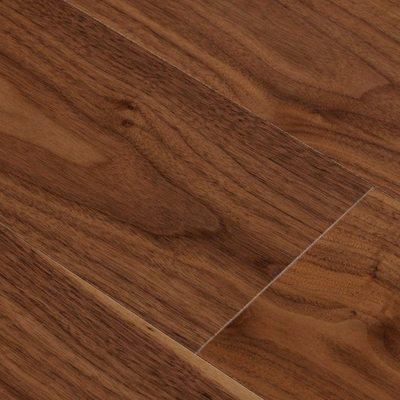 Инженерная доска Coswick Натуральный Американский Орех 107мм Селект Лак