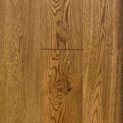 Инженерная доска Siberian Floors Дуб Текстурированный Масло УФ Эбенхольц