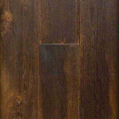 Siberian Floors Дуб Тюдор Осветленный Масло Черное