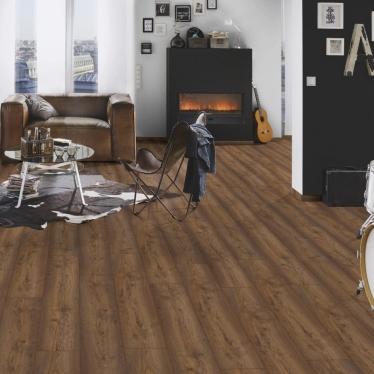 Ламинат Krono Original Дуб Модена 8274 - купить в «Начни Ремонт» интернет-магазин — продажа напольных покрытий. - 1