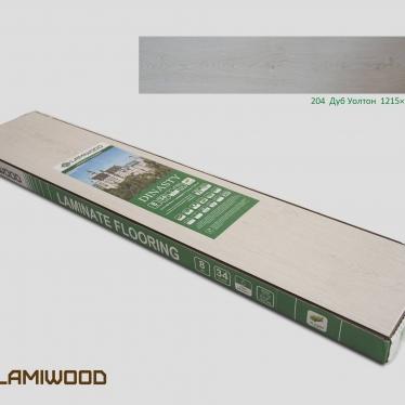 Ламинат Lamiwood Дуб Уолтон 204 - купить в «Начни Ремонт» магазин напольных покрытий. - 5