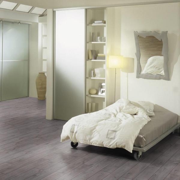 Ламинат My Floor Дуб Неподвластный Времени Серый M1206 - купить в «Начни Ремонт» интернет-магазин — продажа напольных покрытий. - 9