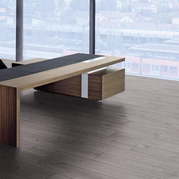 Ламинат My Floor Дуб Неподвластный Времени Серый M1206 - купить в «Начни Ремонт» интернет-магазин — продажа напольных покрытий. - 12