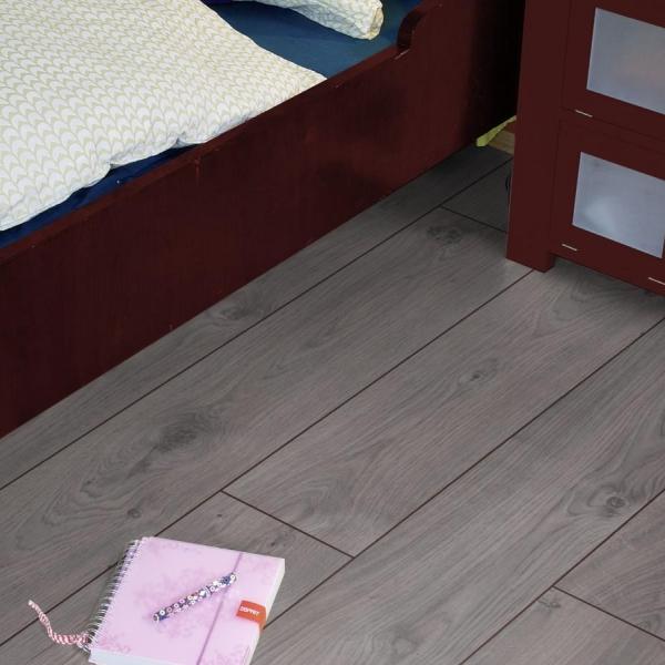 Ламинат My Floor Дуб Неподвластный Времени Серый M1206 - купить в «Начни Ремонт» интернет-магазин — продажа напольных покрытий. - 13