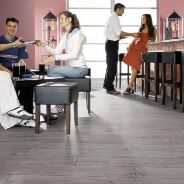 Ламинат My Floor Дуб Неподвластный Времени Серый M1206 - купить в «Начни Ремонт» интернет-магазин — продажа напольных покрытий. - 15