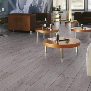 Ламинат My Floor Дуб Неподвластный Времени Серый M1206 - купить в «Начни Ремонт» интернет-магазин — продажа напольных покрытий. - 16