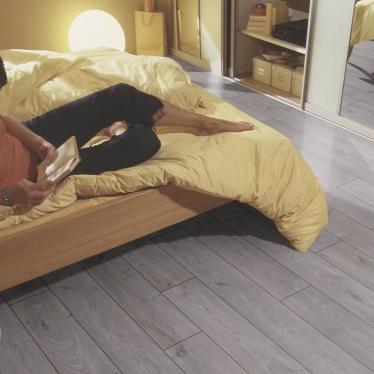 Ламинат My Floor Дуб Неподвластный Времени Серый M1206 - купить в «Начни Ремонт» интернет-магазин — продажа напольных покрытий. - 17