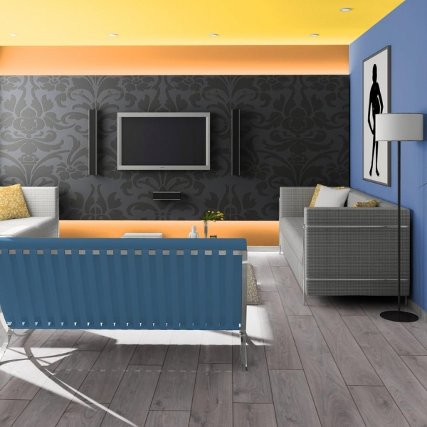 Ламинат My Floor Дуб Неподвластный Времени Серый M1206 - купить в «Начни Ремонт» интернет-магазин — продажа напольных покрытий. - 2