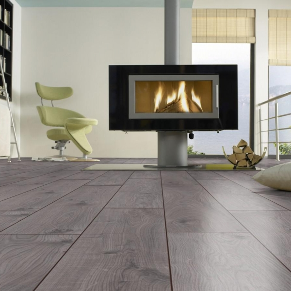 Ламинат My Floor Дуб Неподвластный Времени Серый M1206 - купить в «Начни Ремонт» интернет-магазин — продажа напольных покрытий. - 5