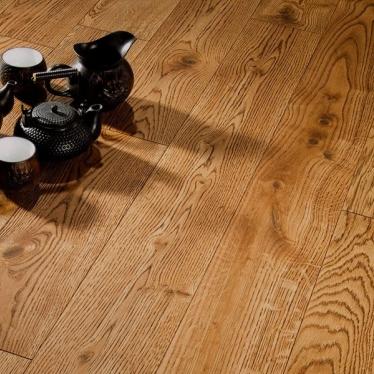 Массивная доска Coswick Дуб Альпийский 127мм Таверн Масло - купить в «Начни Ремонт» интернет-магазин — продажа напольных покрытий. - 2
