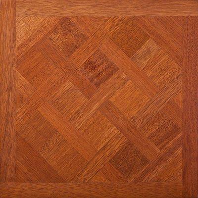 Модульный паркет Goodwin Art Мербау H2 красно-коричневый