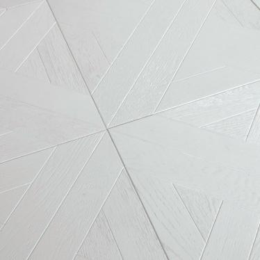 Модульный паркет Marco Ferutti Linea Дуб Арктик - купить в «Начни Ремонт» интернет-магазин — продажа напольных покрытий. - 1