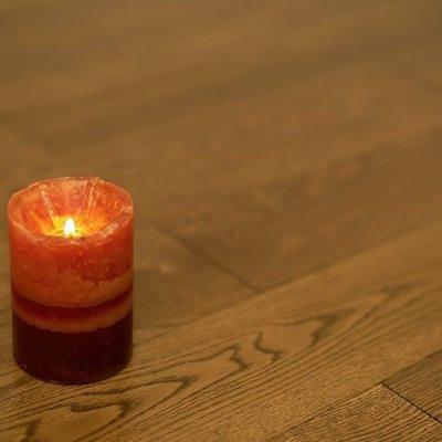 Паркетная доска Amber Wood Дуб Светлый Орех