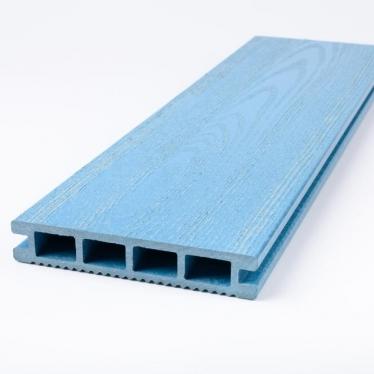 Террасная доска EcoDecking Лазурь Classic - купить в «Начни Ремонт» интернет-магазин — продажа напольных покрытий.