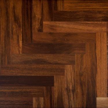 Штучный паркет Komodoor Мербау Селект «L» 420x70x15 - купить в «Начни Ремонт» интернет-магазин — продажа напольных покрытий. - 5