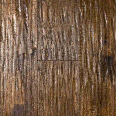 Siberian Floors Дуб Тес Мореный Масло Черное