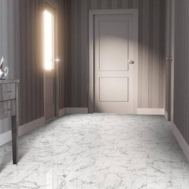 Ламинат Falquon Carrara Marmor D2921 - купить в «Начни Ремонт» интернет-магазин — продажа напольных покрытий. - 2
