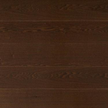 Массивная доска Amber Wood Ясень Шоколад - купить в «Начни Ремонт» интернет-магазин — продажа напольных покрытий. - 1