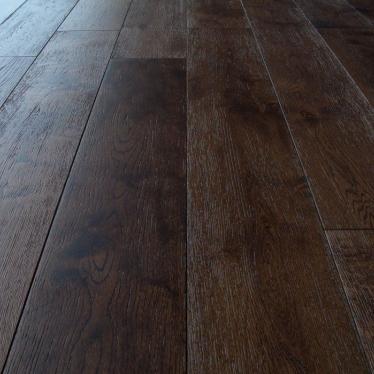 Массивная доска Magestik floor Дуб Бренди - купить в «Начни Ремонт» интернет-магазин — продажа напольных покрытий. - 1