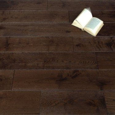 Массивная доска Magestik floor Дуб Бренди - купить в «Начни Ремонт» интернет-магазин — продажа напольных покрытий. - 5