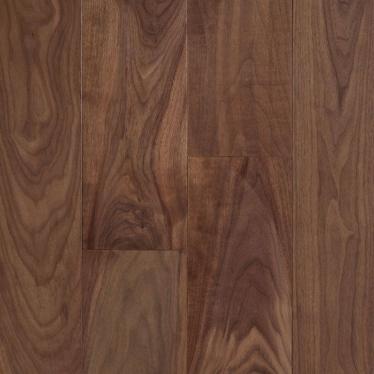 Массивная доска Magestik floor Орех Американский Селект - купить в «Начни Ремонт» интернет-магазин — продажа напольных покрытий. - 2