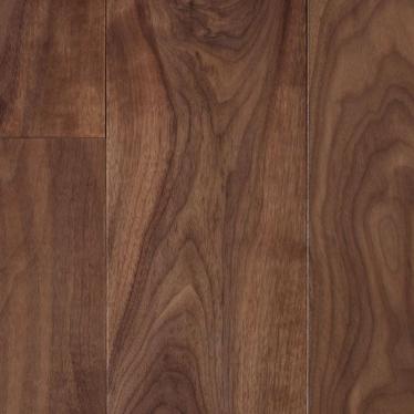 Массивная доска Magestik floor Орех Американский Селект - купить в «Начни Ремонт» интернет-магазин — продажа напольных покрытий. - 3
